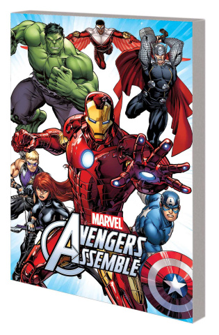 All-New Avengers Assemble Digest