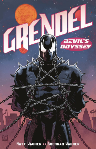 Grendel: Devil's Odyssey #7 (Wagner Cover)