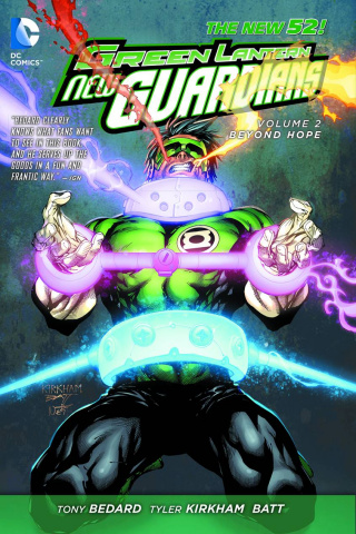 Green Lantern: New Guardians Vol. 2: Beyond Hope