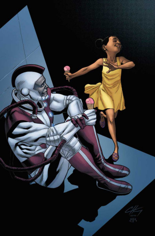 Divinity II #4 (10 Copy Henry Cover)