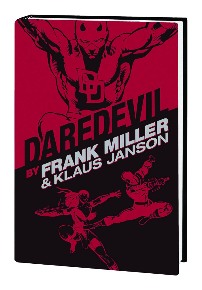 Daredevil by Miller and Janson Omnibus