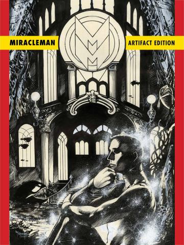 Miracleman: Artifact Edition