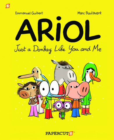 Ariol Vol. 1: Just A Donkey Like You and Me