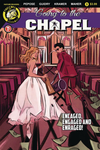 Going to the Chapel #3 (Pearson Cover)