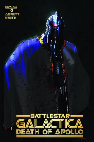Battlestar Galactica: Death of Apollo #3 (Ramondelli Cover)
