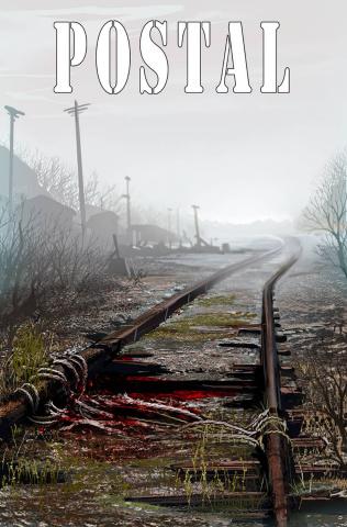 Postal #11 (Sejic Cover)