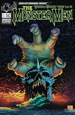 The Monster Men #1 (Martinez Cover)