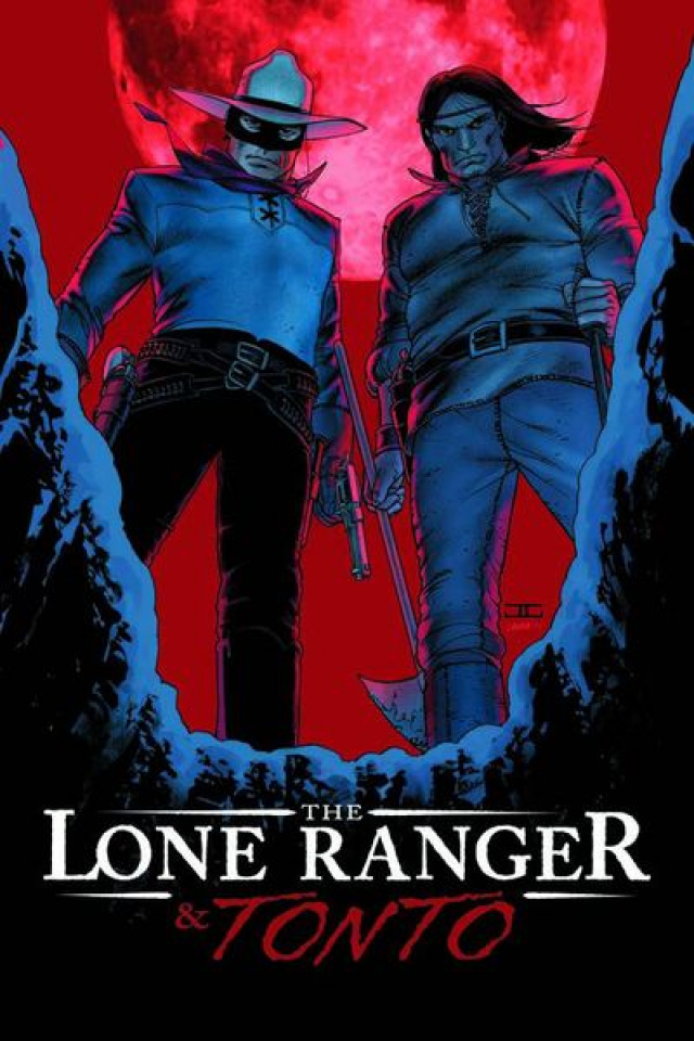 The Lone Ranger & Tonto Collection