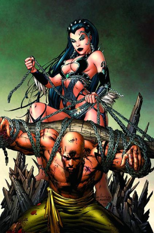 Giant-Size Grimm Fairy Tales 2011 #4: Sinbad