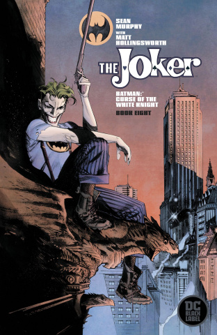 Batman: Curse of the White Knight #8 (Sean Murphy Cover)