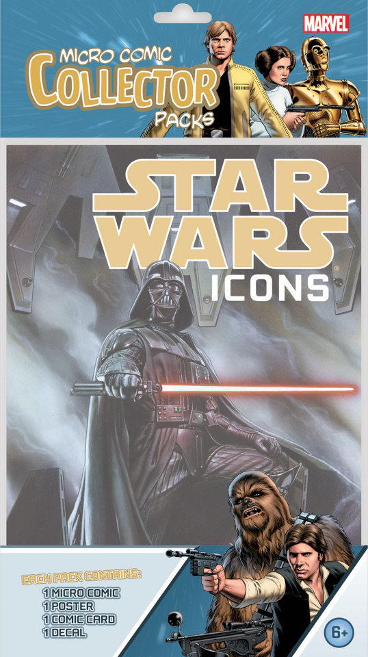 Star Wars Icons: Micro Collector Pack