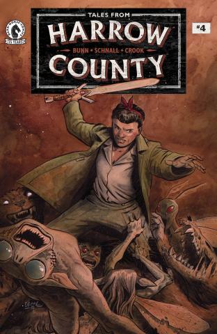 Tales From Harrow County: The Fair Folk #4 (Crook Cover)