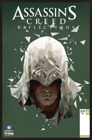 Assassin's Creed: Reflections #4 (Polygon Cover)