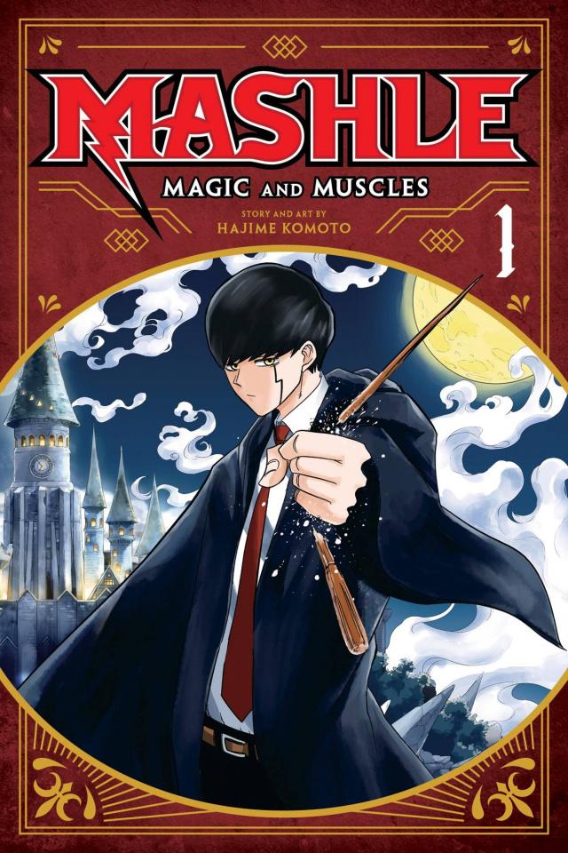 Mashle: Magic and Muscles Vol. 1