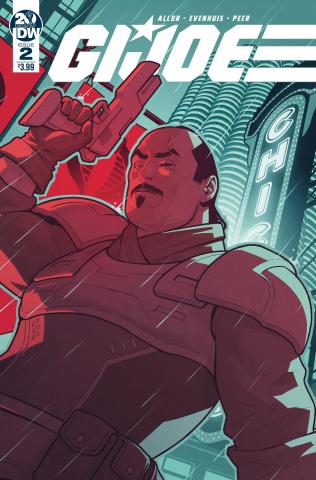 G.I. Joe #2 (Evenhuis Cover)