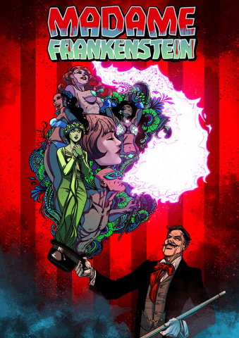 Madame Frankenstein #4