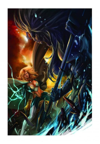Grimm Fairy Tales: Myths & Legends #11 (Molenaar Cover)