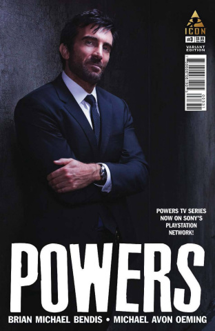 Powers #3 (Photo Cover)