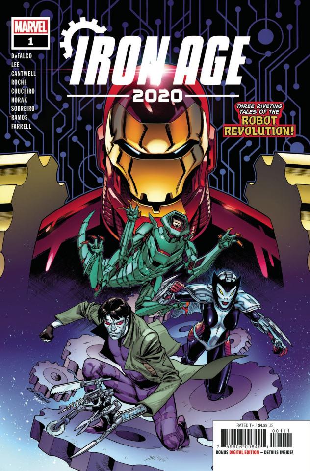 Iron Age: 2020 #1