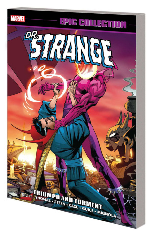 Doctor Strange: Triumph and Torment (Epic Collection)