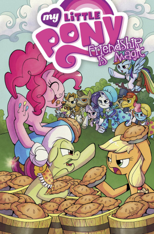 My Little Pony: Friendship Is Magic Vol. 8
