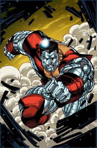 Invincible Iron Man #9 (X-Men Card Cover)