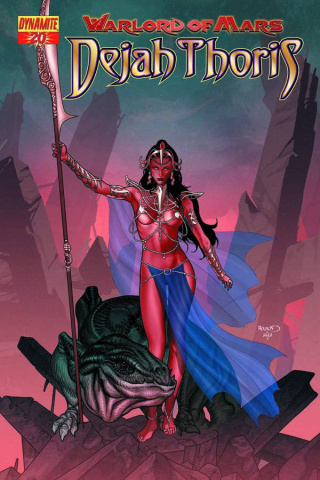 Warlord of Mars: Dejah Thoris #20