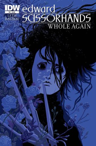 Edward Scissorhands #8: Whole Again