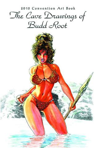 Cavewoman 2010 Heroes Convention Sketchbook