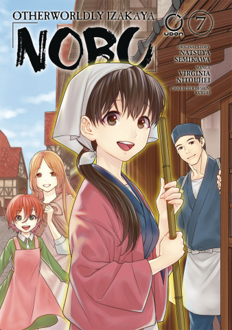 Otherworldly Izakaya Nobu Vol. 7