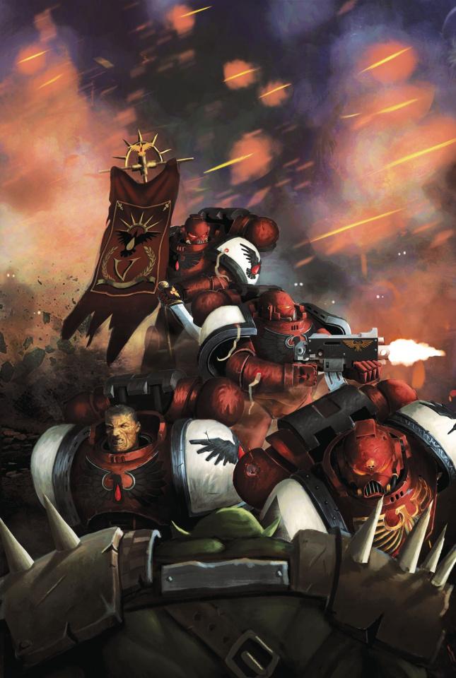 Warhammer 40,000: Dawn of War III #4 (Magill Cover)