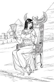 Grimm Fairy Tales: Tarot #5 (Meloni Cover)