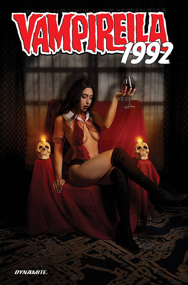 Vampirella: 1992 (Cosplay Cover)