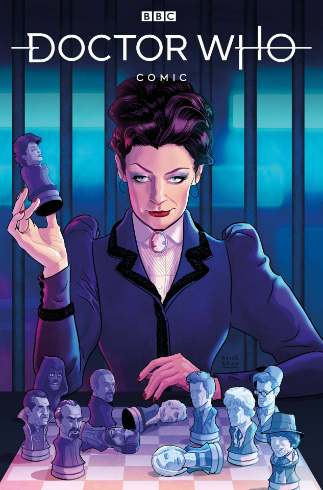 Doctor Who: Missy #1 (Von Buhler Cover)