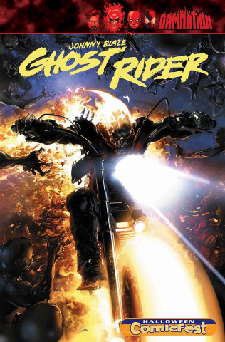 Ghost Rider: King Of Hell #1 (Halloween Comic Fest)