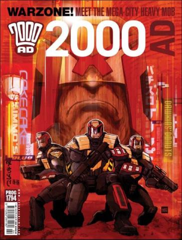 2000 AD #1794