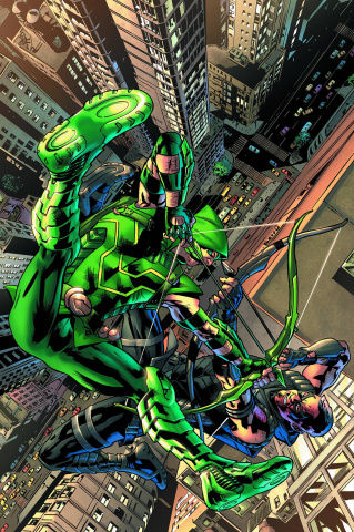 Green Arrow #37
