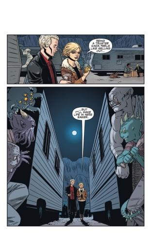 Buffy the Vampire Slayer, Season 11 #6 (Isaacs Cover)