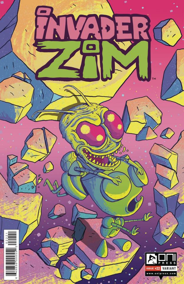 Invader Zim #22 (Vermilyea Cover)