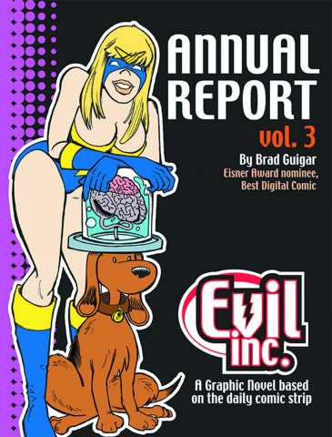 Evil Inc. Annual Report Vol. 3