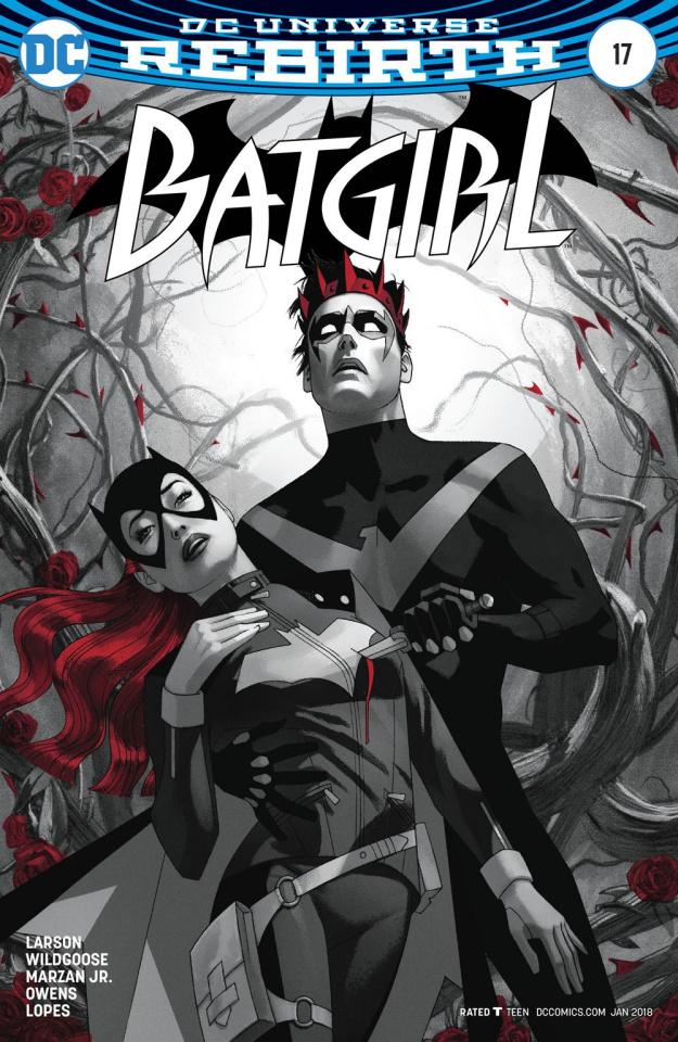 Batgirl #17 (Variant Cover)