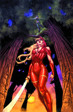 Grimm Fairy Tales: Code Red #2 (Qualano Cover)