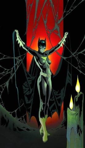 Batgirl #35 (Monsters Cover)