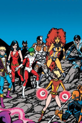 The New Teen Titans Omnibus Vol. 2