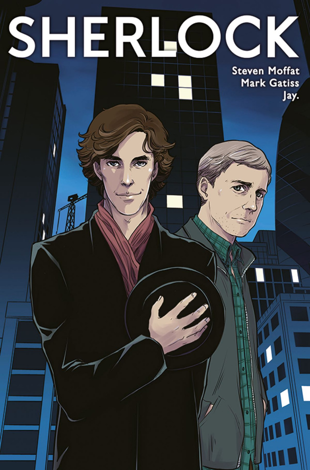Sherlock: The Blind Banker #1 (Li Cover)