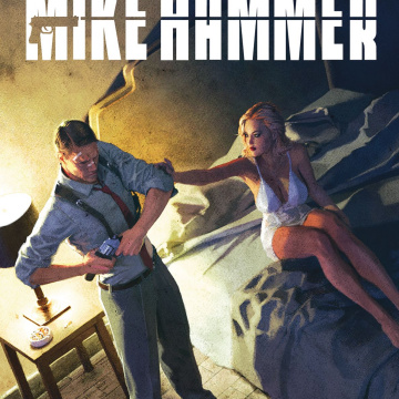 Mike Hammer #3 (Ronald Cover)