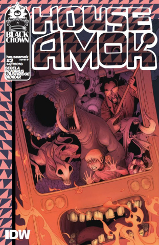 House Amok #2 (Yarsky Cover)
