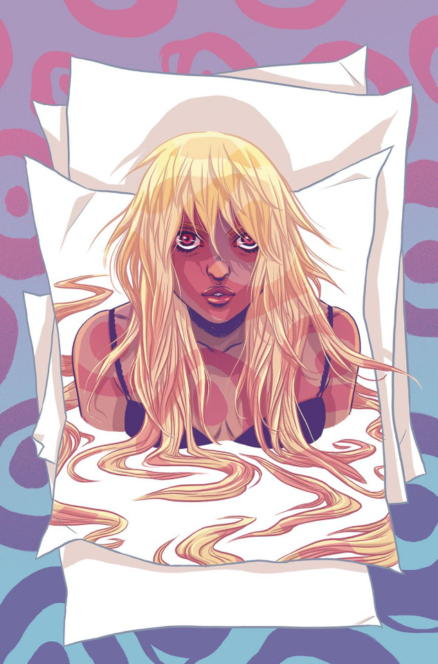 Shade, The Changing Woman #4