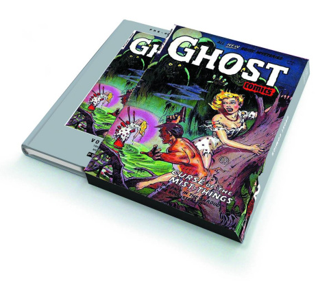 The Ghost Vol. 2 (Slipcase Edition)