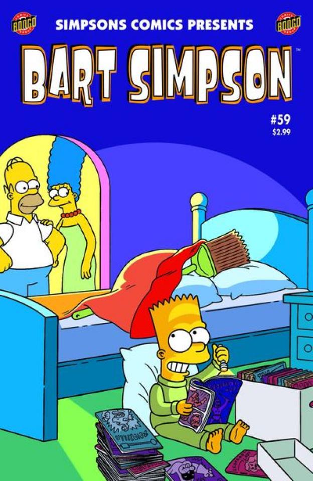 Bart Simpson Comics #59